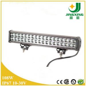 China Combo beam 108w led light bar 4x4 off road led light bar on sale