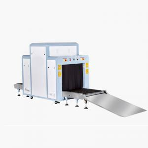 China Colorful Image Luggage Scanning Machine / X Ray Security Scanner For Cargo Checking on sale