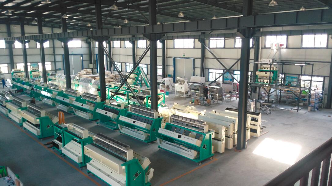 coffee color sorter manufacturer