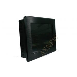 China 12 Mini Industrial Touch Screen Pc  With XGA 800x600 10ms Resistive TFT LCD Computer on sale