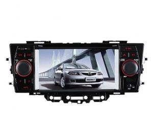China Mazda Old 6 Car DVD Player & GPS Navigation CD VCD DVD MP3 MP4 /AV /TV /Radio AM FM on sale