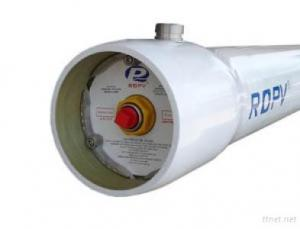 China FRP RO Membrane Pressure Vessels / Cartridge Filter Housing for Dinking Water Treatment on sale