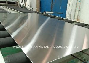 Quality Customized 304 Grade Stainless Steel Sheet 4x8 Cold Rolled Water Cutting for sale