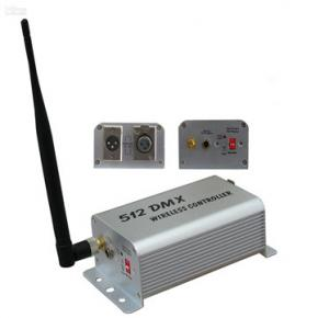 China 2013 Newest DMX LED Controller 512 Wireless DMX RGB LED Controller on sale