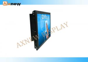 China High Definition 15 inch Touch Screen LCD Displays 1024X768 , VGA DVI Interfaces on sale
