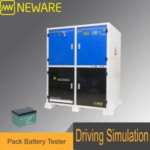 China Neware 100V100A Pack Battery Tester with Driving Simulation, Charge and Discharge Test on sale