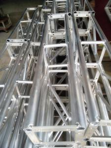 China Ceremonies Ladder Mini Aluminum Stage Truss Non - Toxic For Small Project Events on sale