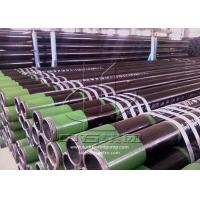 China OEM Seamless Casing Pipe / Steel Casing Pipe Wall Thickness 5.21-22.22mm on sale