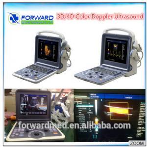 China Color doppler 10.4 inch LED Display Digital Portable Laptop Color Doppler Ultrasound on sale