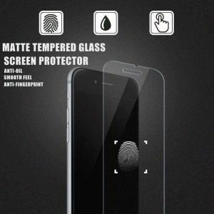 China IPhone 6s Plus Tempered Glass Matte Screen Protector Anti - Reflex High Clarity on sale