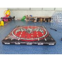 Custom Inflatable Tumble Track , Inflatable Air Mat For Gymnastics