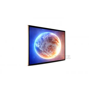 China LCD 10 Point Multitouch Display Network Digital Signage Android 89 Viewing Angle on sale