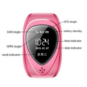 China Children Remote Monitor android gps smart watch GPS tracker SOS GPS Bluetooth smart watch on sale