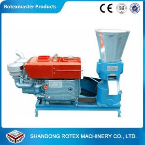 China 80-100kg/h Home use Small Pellet Mill Machine for animal feed making on sale