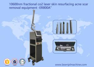 China 10600nm Cool Beam Fractional Co2 Laser Machine For Acne Scar Stretch Mark Removal on sale