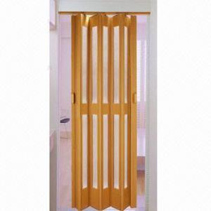 PVC Folding Door, Economic, Eco-friendly and Space-saving ...