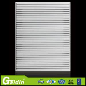 China High end glasses inserted toilet kitchen cabinet window door and mirror aluminum frame on sale