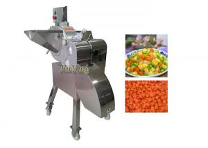 China Industrial Onion Processing Equipment Dicing Chopper Cutting Cutter on sale