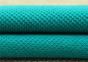 Weft Knitted Polyester Mesh Fabric Jacquard Knit Fabric With