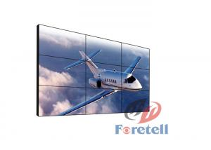 China HDMI VGA DVI Port LCD Video Wall System Modern Lcd Wall Panel Low Power Consumption on sale