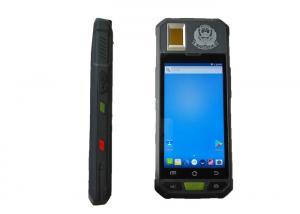 China IP65 Waterproof Rugged Handheld PDA 5 Inch , Biometric Handheld Terminal BH88 on sale