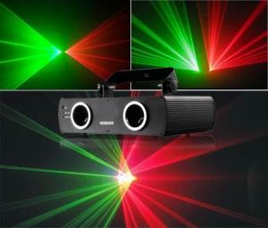 China le double effet d'étape rouge 200mW et vert de laser /led s'allume/produit le plus chaud dans la salle de bar de ktv on sale