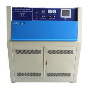 China QUV Accelerated Weathering Tester , Quv Testing Machine Automotive Exterior Materials Coatings on sale
