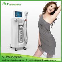 Permanent painless 808nm diode vertical laser hair removal machine