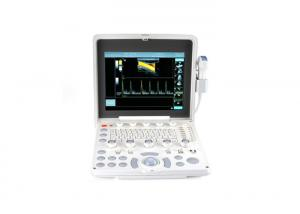 China 12.1-inch LED Screen Portable Color Ultrasound Scanner Color Doppler Machine With B+PW(Duplex) Function on sale