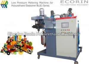 China Máquina de medida do poliuretano, máquina de carcaça da pressão dos elastómetros do poliuretano on sale
