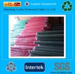 China Hot sales of pp supnbond fabric of mini rolls for agriculture table cloth wholesale