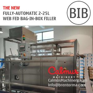 China NEW Fully-automatic BIB Bag Filling Machine Equipment Post Mix Syrup Bag in Box Filler on sale