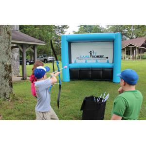 China 3 Years Guranteened Inflatable Safe Archery Tag Targets Sport Games on sale