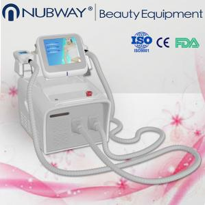 China 2016 Newest combination double cryolipolysis cavitation laser slimming machine on sale