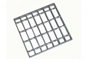 China Light Duty Stainless Steel Walkway GratingsNon Slip Surface 304 316 Material on sale