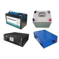 High Quality 12V/ 24V/ 48V Lithium Solar Battery manufacturer | LiFePO4 battery packs | Solar Power Bank Home Battery