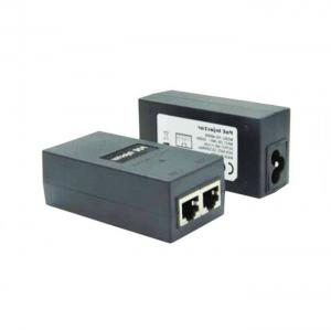 China 48V 0.5A POE Power Adapter , Switching Mode Power Supply POEFor CCTV Camera on sale