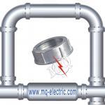 Rigid Conduit Bushing for electrical pipe