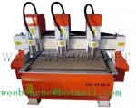 Router AW-1313-3 do CNC do Woodworking