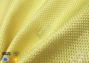 China Comfort Kevlar Aramid Fabric for Bullet  Proof Tent 1000D x 1000D 270gsm on sale