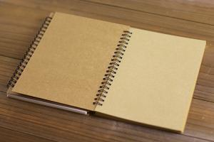 China A4 cheap yellow exercise book paper spiral notebook for school and office on sale