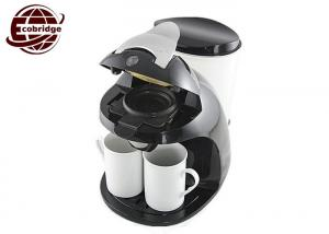 China OEM Household Coffee Makers Office Home Appliances Auto Pod Black White on sale