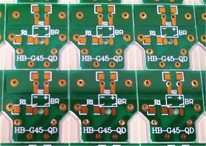 China 2 Layer LED Light Print Circuit Board and Assembly Lead Free on sale