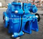 White Iron Metal Lined A05 Bare Shaft Slurry Pump SH100D Interchangeable with 6 / 4 D AH