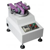 China ASTM D1044 Leather Fabric Rubber TABER Abrasion Universal Testing Machine Lab Equipment on sale