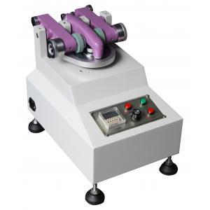 China Équipement de laboratoire universel de machine d'essai TABER de cuir d'ASTM D1044 d'abrasion en caoutchouc du tissu on sale