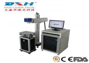 China Diode Pumped YAG Laser Marking Machine Laser Engraver Printer For Metal 20-80khz on sale