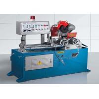 China Auto Hydraulic Pipe Shrinking Machine , Heat Shrink Tubing Wrap Machine on sale