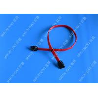 Female To Female Serial ATA SATA Data Cable 7 Pin For Computer 300mm