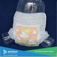 Wholesale high quality colored disposable Sleepy baby cloth diaper manufacturers in china